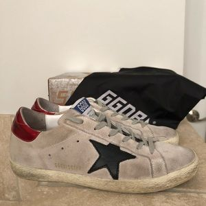 Golden Goose Shoes - Golden Goose superstar